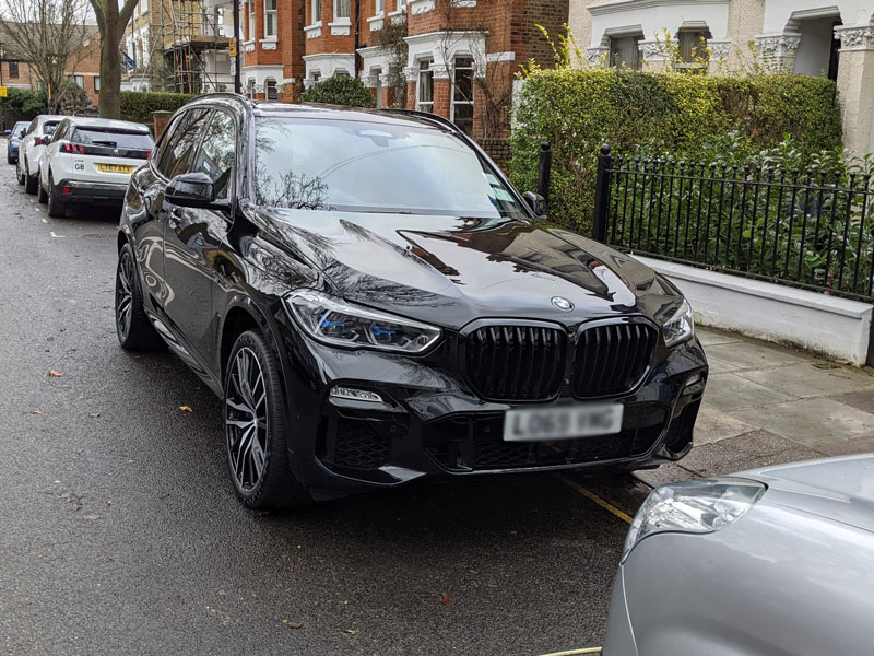 full valet, bmw, chiswick, london