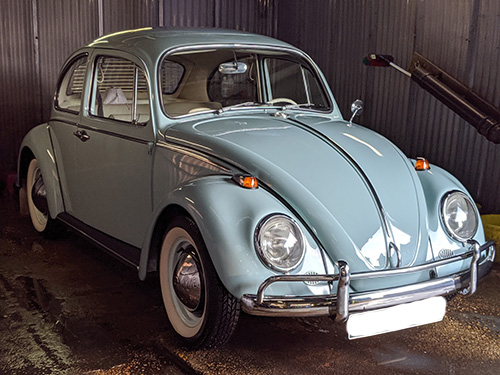 full valet - East Sheen, London, SW14, VW Beetle antique
