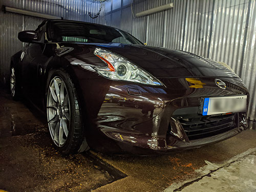 mini valet - mortlake, richmond upon thames, london, SW14, nissan 370z