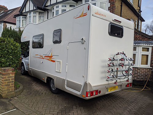 exterior valet - surbiton, kingston upon thames, london, kt5, motorhomes